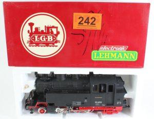 """G"" Scale Model Trains"