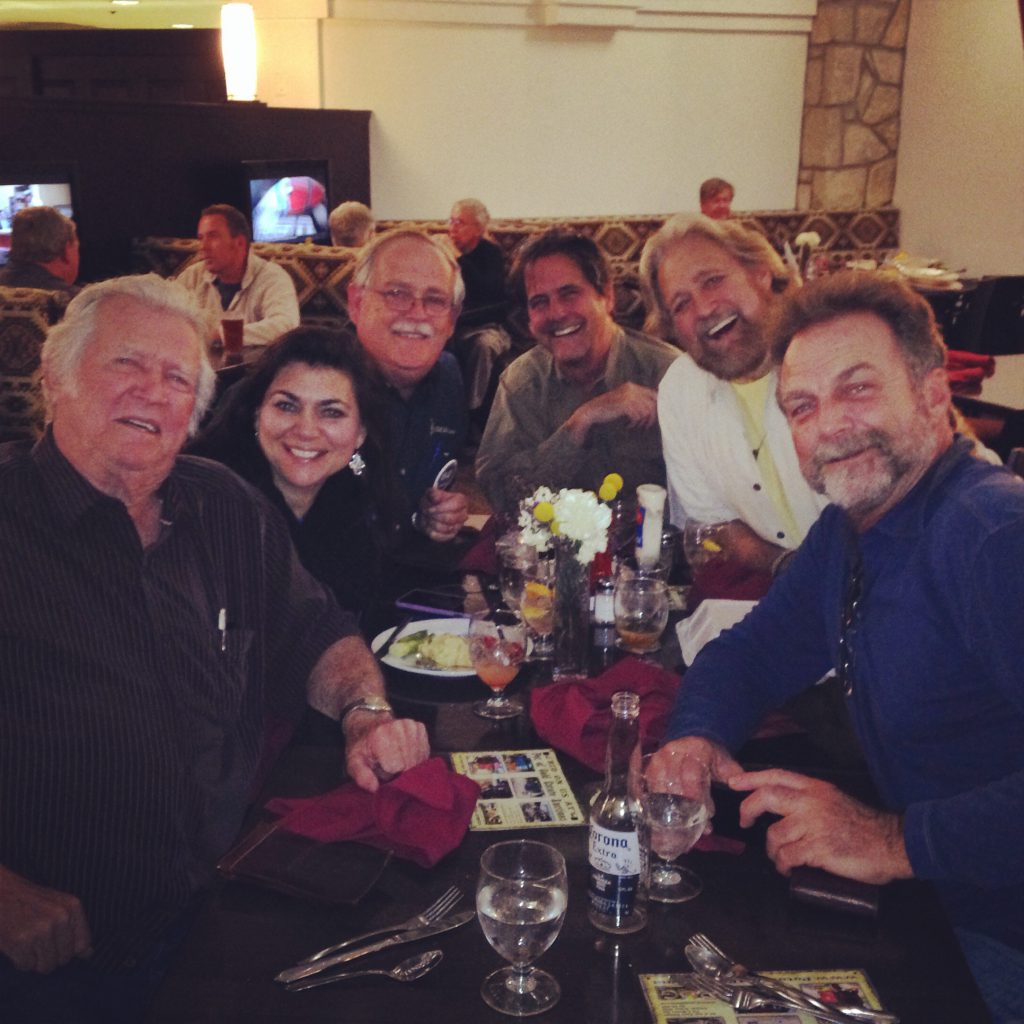 POG Meets Western Movie Legend, Don Collier, the gang in Tulsa