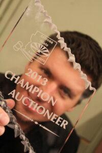 Noah Auctioneer Award